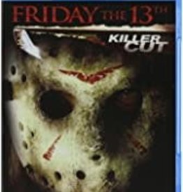 Used BluRay Friday The 13th (2009) Killer Cut