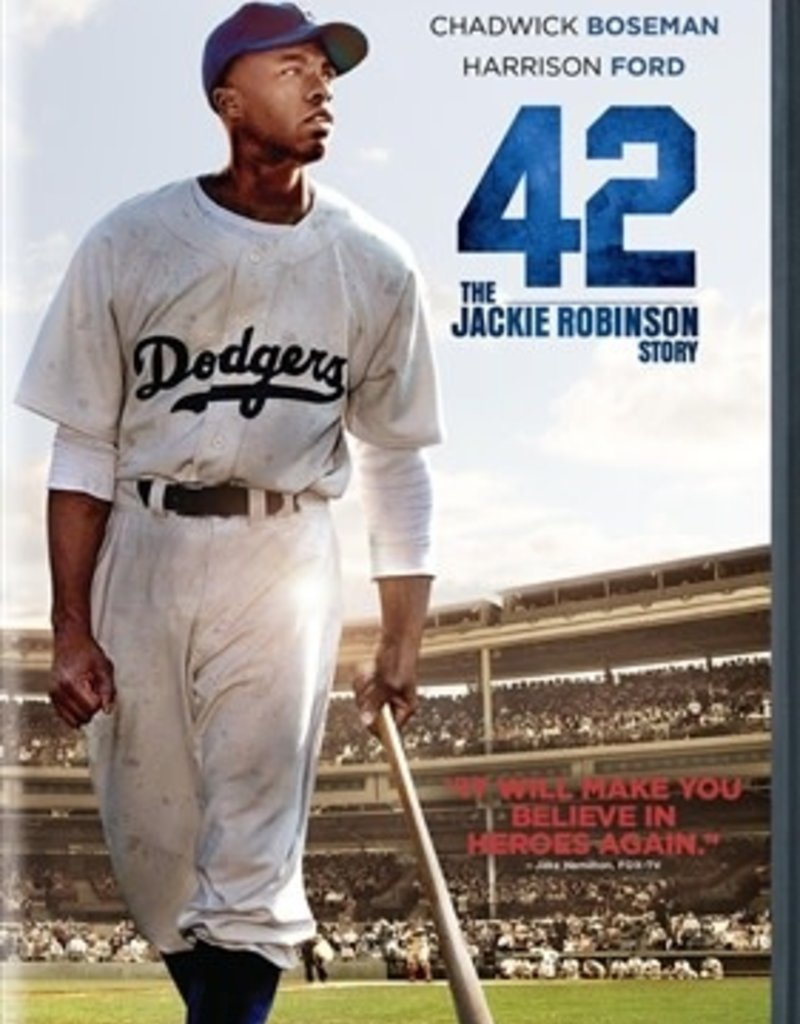 Used DVD 42- The Jackie Robinson Story
