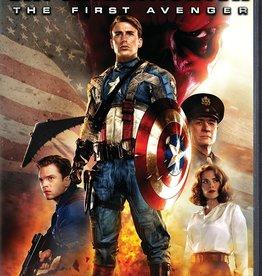 Used DVD Captain America: The First Avenger