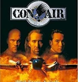 Used DVD Con Air