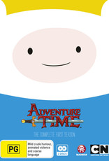 Used DVD Adventure Time Complete First Season