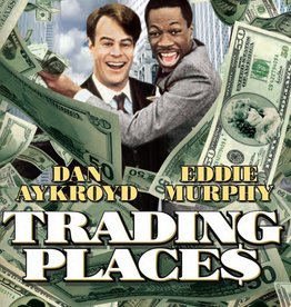 Used DVD Trading Places