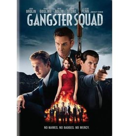 Used DVD Gangster Squad