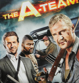 Used DVD The A Team