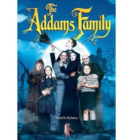 Used DVD The Addams Family