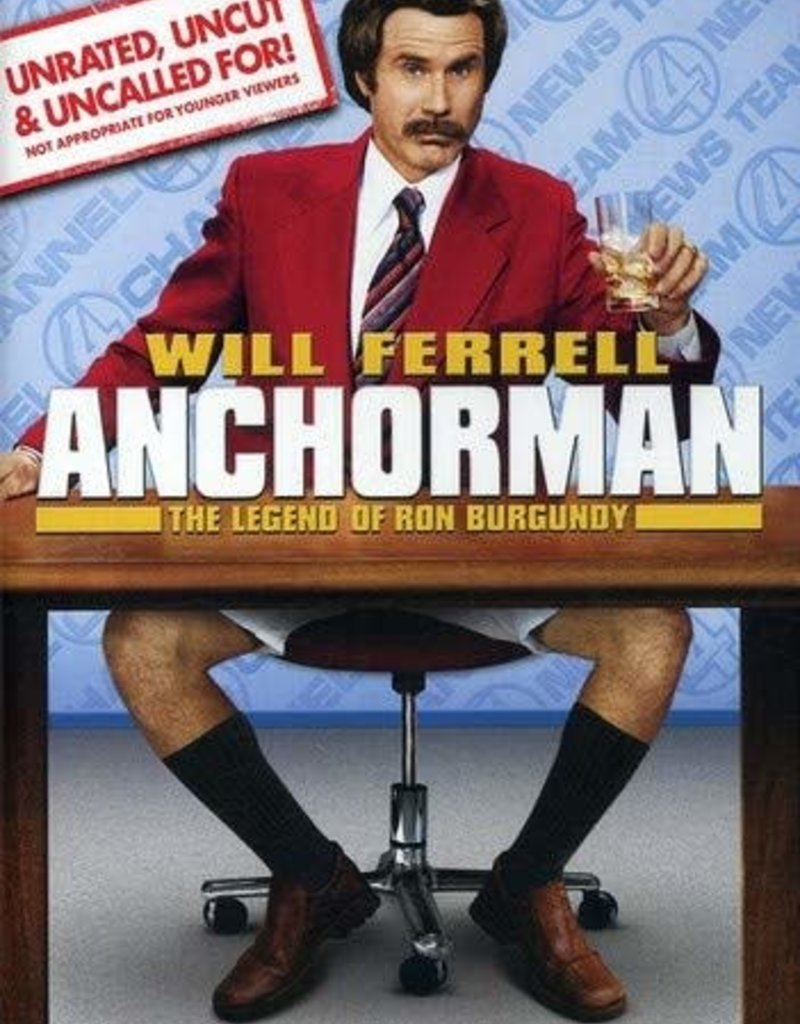 Used DVD Anchorman