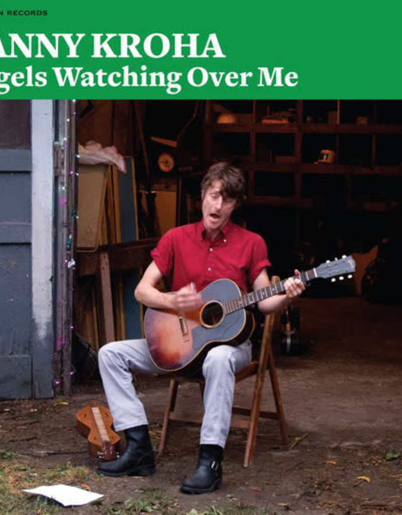 Used Vinyl Danny Kroha- Angels Watching Over Me (SEALED)
