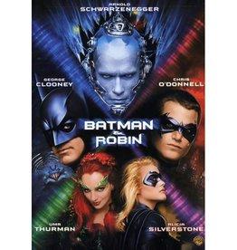 Used DVD Batman & Robin