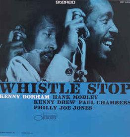 Used Vinyl Kenny Dorham- Whistle Stop (1977 Stereo Reissue)