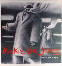 Used Vinyl Rickie Lee Jones- Traffic From Paradise (Holland Press)