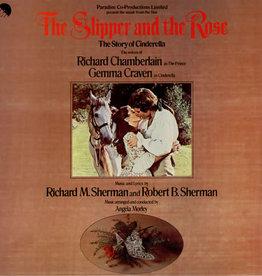 Used Vinyl Slipper And The Rose Soundtrack (UK Press)