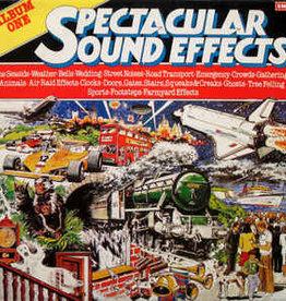 Used Vinyl Spectacular Sound Effects Album One