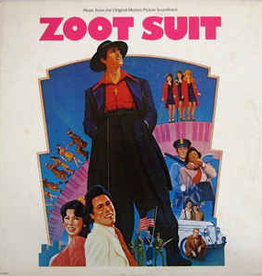 Used Vinyl Zoot Suit Soundtrack