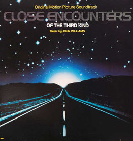 Used Vinyl Close Encounters Of The Third Kind Soundtrack