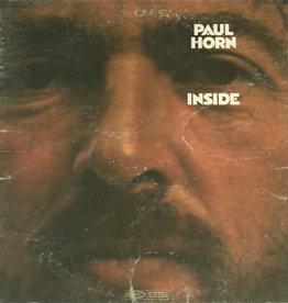 Used Vinyl Paul Horn- Inside