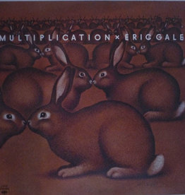 Used Vinyl Eric Gale- Multiplication