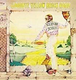 Used CD Elton John- Goodbye Yellow Brick Road (W/ Bonus DVD)