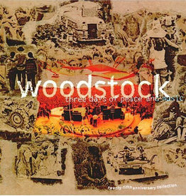Various- Woodstock: Three Days Of Peace And Music