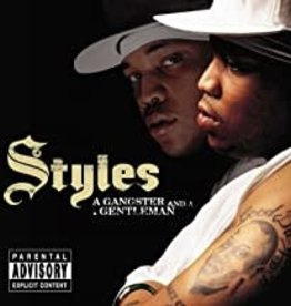 Used CD Styles- A Gangster And Gentleman