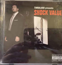 Used CD Timbaland- Shock Value