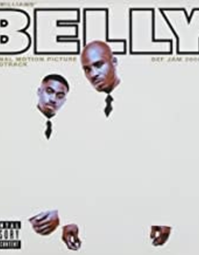 Used CD Belly Soundtrack