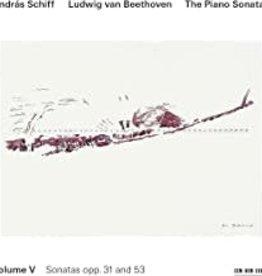 Used CD Schiff/ Beethoven- The Piano Sonatas