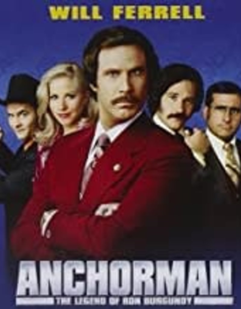 Used CD Anchorman Soundtrack
