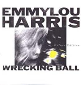 Used CD Emmylou Harris- Wrecking Ball