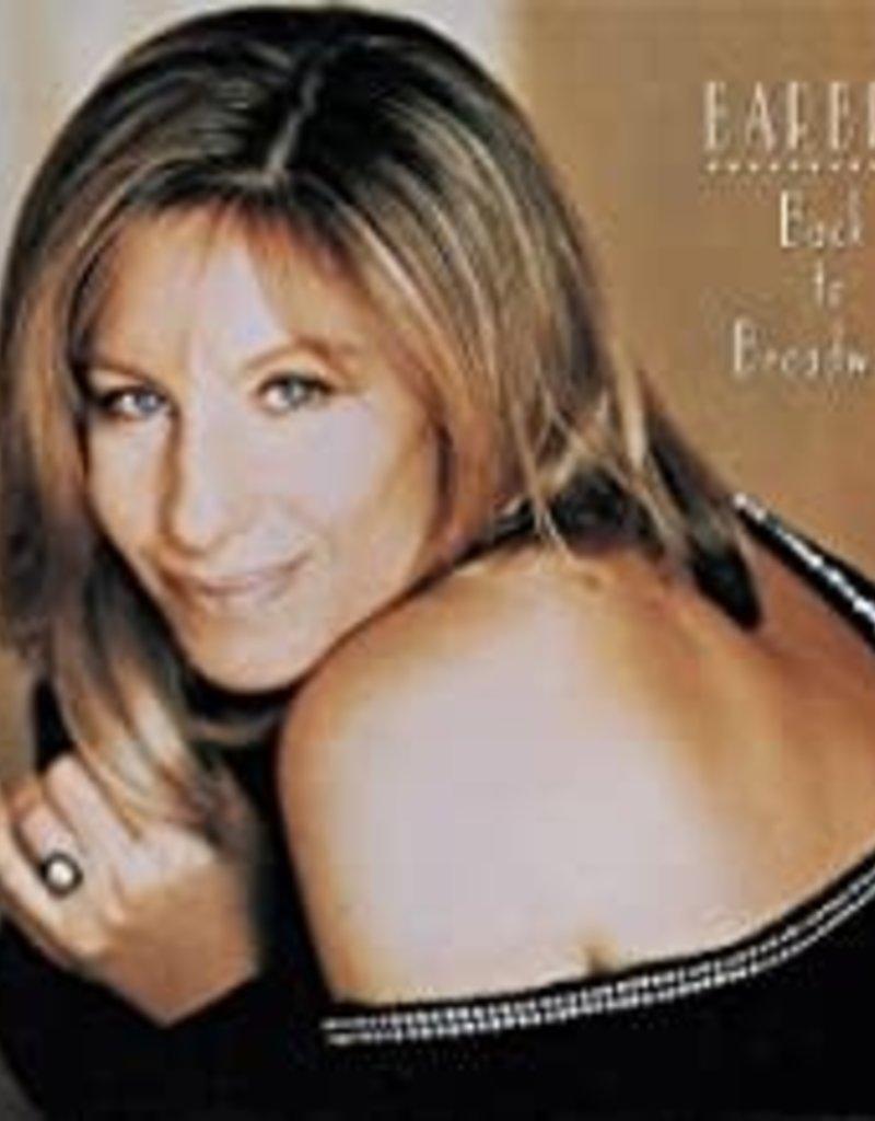 Used CD Barbra Streisand- Back To Broadway