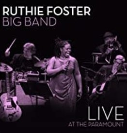 Used CD Ruthie Foster- Big Band