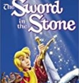 Used VHS Sword In The Stone