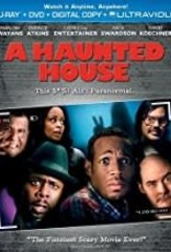 Used BluRay A Haunted House