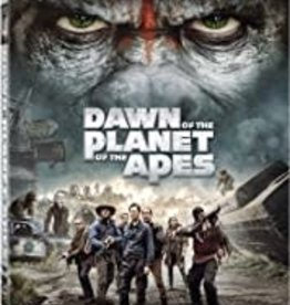 Used BluRay Dawn Of The Planet Of The Apes