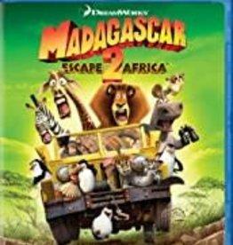 Used BluRay Madagascar: Escape 2 Africa