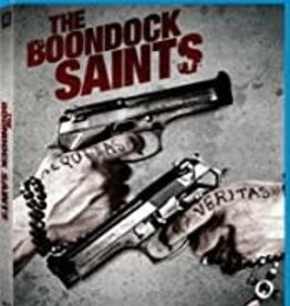 Used BluRay Boondock Saints