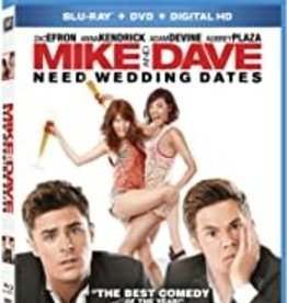Used BluRay Mike And Dave Need Wedding Dates