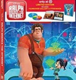 Used BluRay Ralph Breaks The Internet