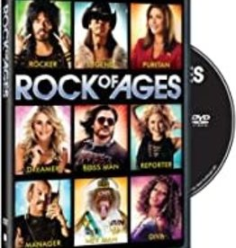 Used DVD Rock Of Ages