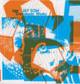 Used Cassettes Jay Som- Everybody Works