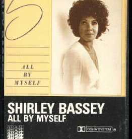Used Cassettes Shirley Bassey- All By Myself