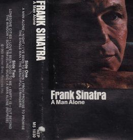 Used Cassettes Frank Sinatra- A Man Alone