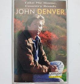 Used Cassettes John Denver- Take Me Home Country Roads