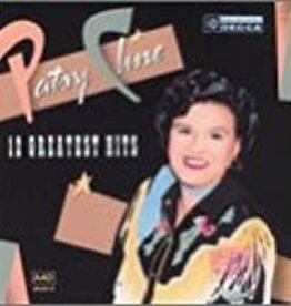 Used Cassettes Patsy Cline- 12 Greatest Hits