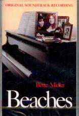 Used Cassettes Bette Midler- Beaches