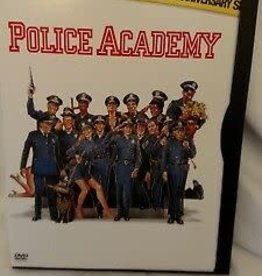 Used DVD Police Academy