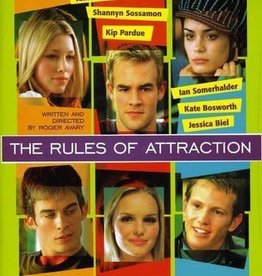 Used DVD Rules Of Attraction