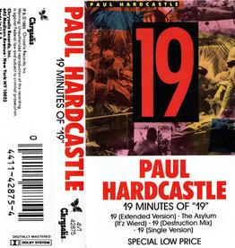 "Used Cassettes Paul Hardcastle- 19 Minutes Of ""19"""