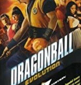Used DVD Dragonball Evolution
