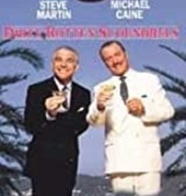 Used DVD Dirty Rotten Scoundrels