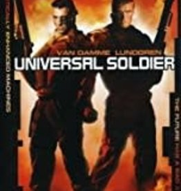 Used DVD Universal Soldier